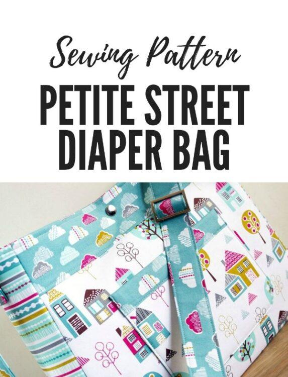 Petite Street Diaper Bag pattern