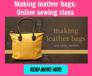 making leather bags 2