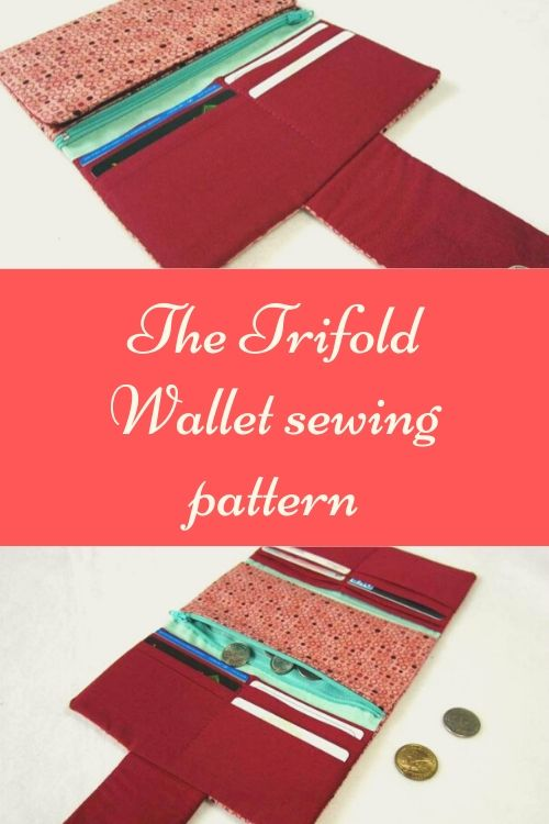 Trifold Wallet pattern