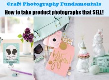 Just what I was looking for. A video class that shows you how to take the best photographs of your crafts, that really sell your work. I'm taking pics of all the bags I've made and hope better photos result in more sales and better prices! Loved this class.