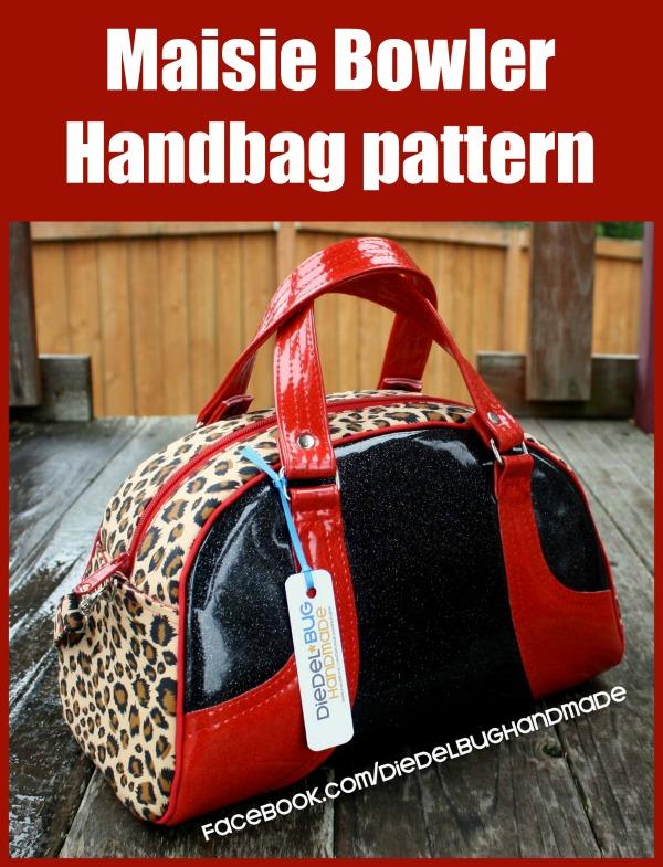 Maisie Bowler Handbag pattern