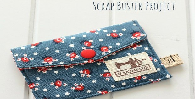 A cute business card wallet for your purse. Can also be used to hold rewards cards, discount cards, coupons etc. Free pattern, plus instructions on how to make one for your guy. Links to the cute tapes as well.