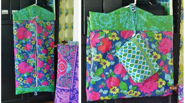 Sew Your Own Garment Bag Free Pattern Sew Modern Bags