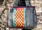 Stunning purse sewing pattern with lots of different options, great instructions and personal support from the designer.