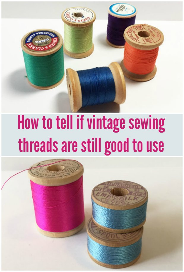 Interesting article about what causes damage to thread and how to test it.
