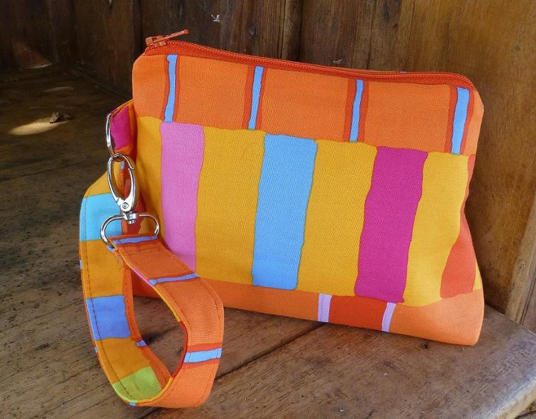 Sunshiney Day Tote & Zip Pouch sewing pattern
