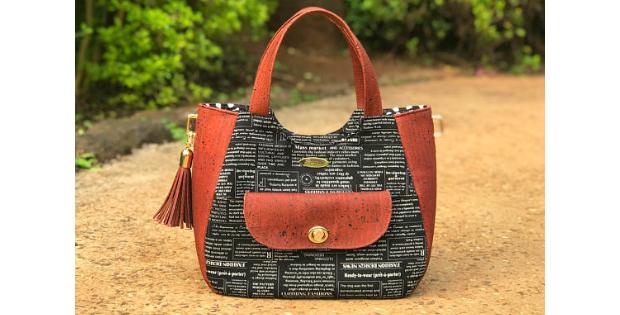 Ruby Handbag Sewing Pattern Sew