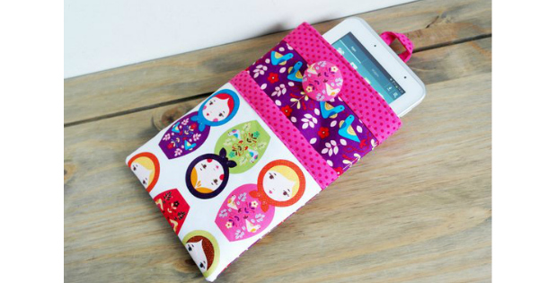 Tablet Sleeve sewing pattern