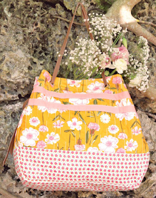 Perennial Purse FREE sewing pattern