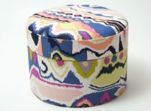 Storage boxes are always great to have around the house and when the designer gives you a great tutorial and it is FREE then we can all be happy sewers. These fabric covered padded boxes are really easy to make and if you wish you can easily adapt the instructions to make a round box of any size you like.