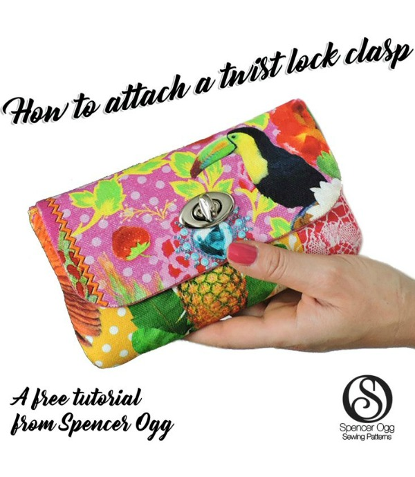 It looks like a really quite complicated task to add a twist-lock clasp, however, it is in fact much easier than it looks. You should never worry about attaching this type of clasp and the reason why is we have found this wonderful free tutorial from this very talented designer.