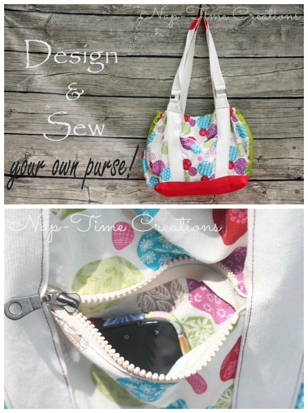 The Perfect Purse Free Purse Pattern & Tutorial