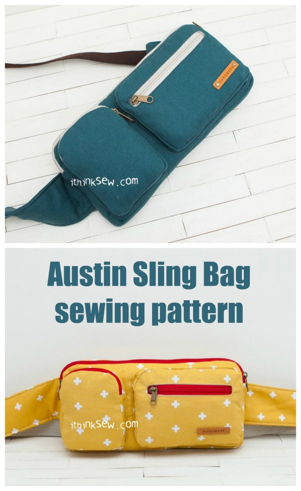 The Austin Sling Bag is a multipurpose bag designed for all men, women and children alike. It's a comfy, convenient and compact bag, that is a great companion for everyone.