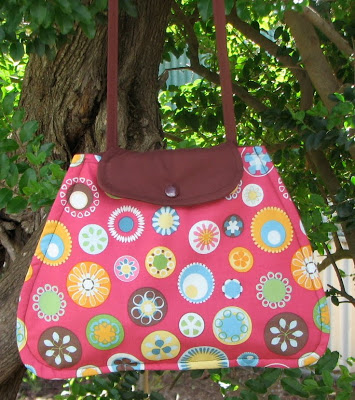 Mandy Bag Purse FREE sewing pattern