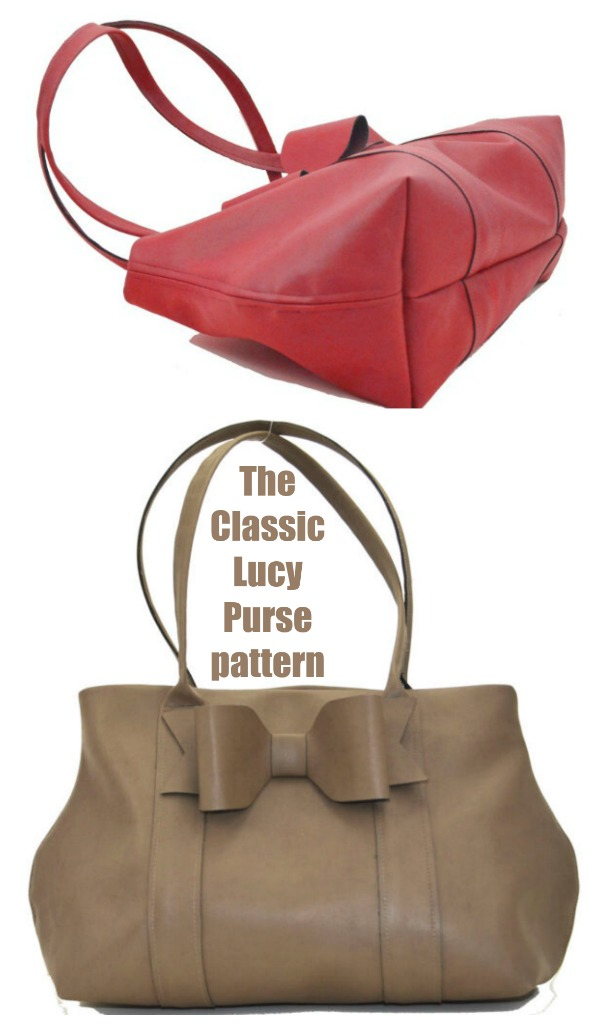 Classic Lucy Purse pattern