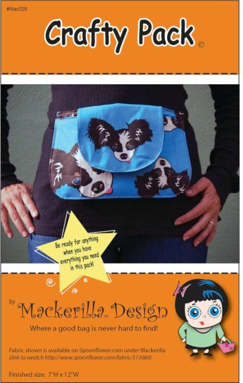 Crafty Pack pattern