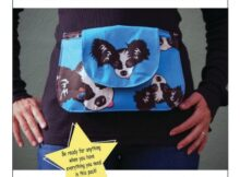 Crafty Pack sewing pattern