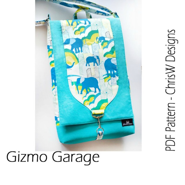 Gizmo Garage - the iPad and laptop combo bag