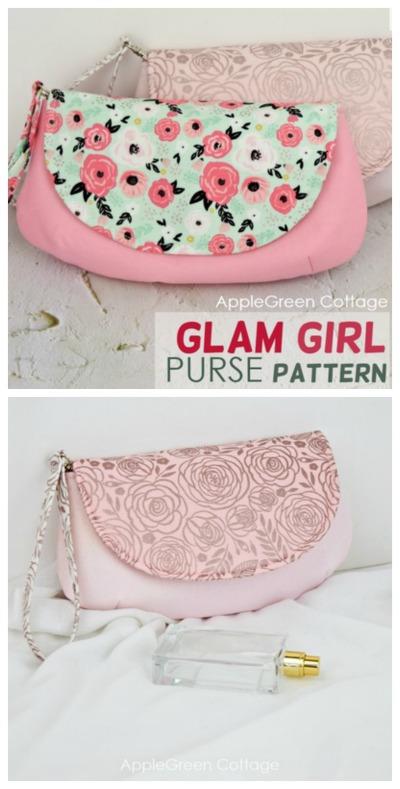 Glam Girl Purse pattern