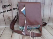 Nicole Crosssbody Bag pattern