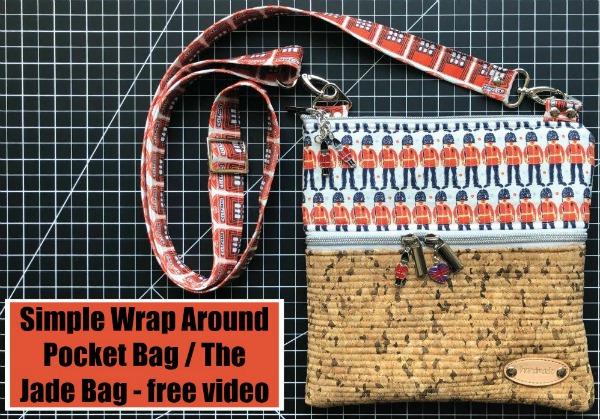 The Jade Bag video tutorial.