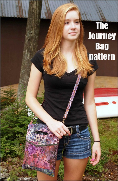 The Journey Bag pattern