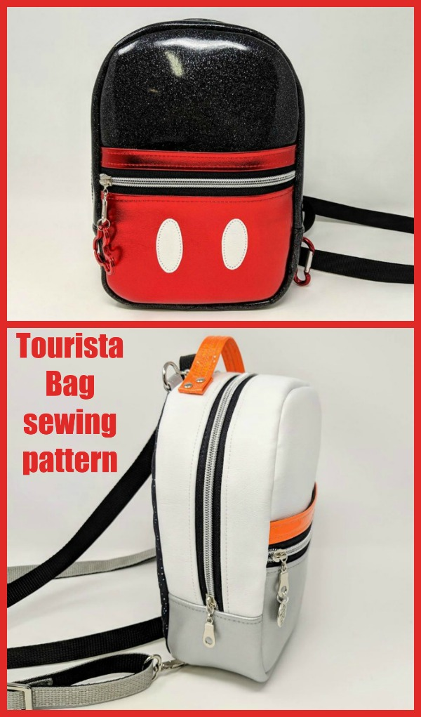 Tourista Bag sewing pattern
