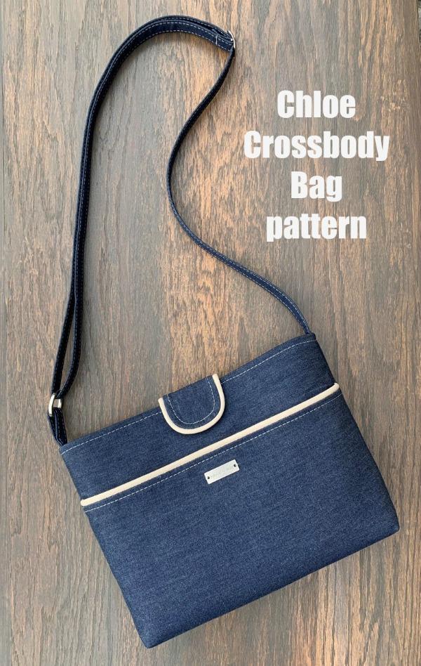 Chloe Crossbody Bag pattern