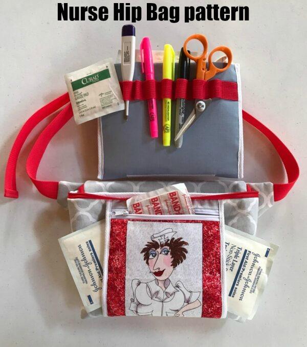 Nurse Hip Bag pattern
