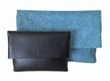 Merge Fold Over Clutch Bag pattern
