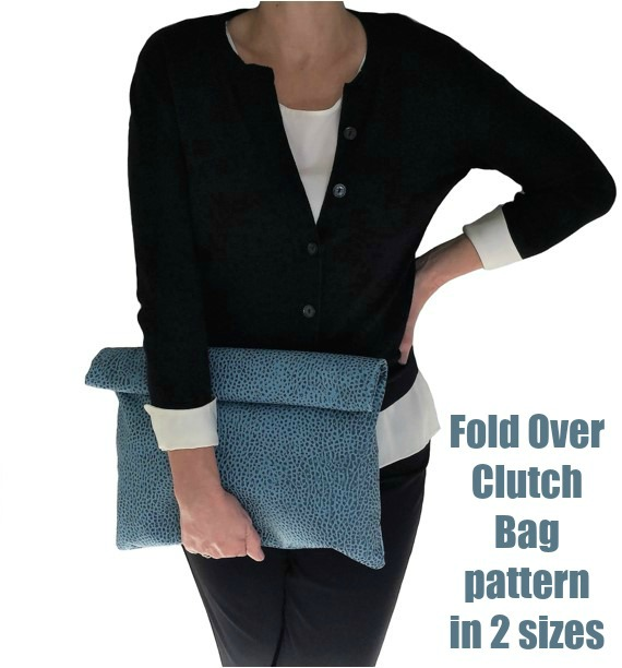 Fold Over Clutch Bag pattern