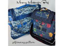 Mercury Messenger Bag pattern