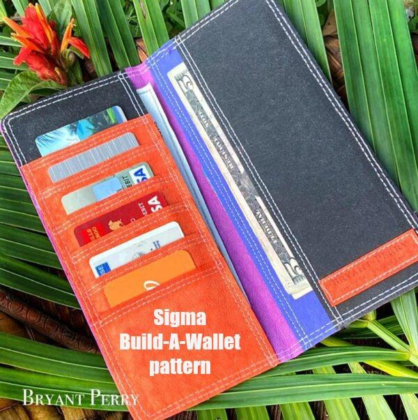 Sigma Build-A-Wallet pattern