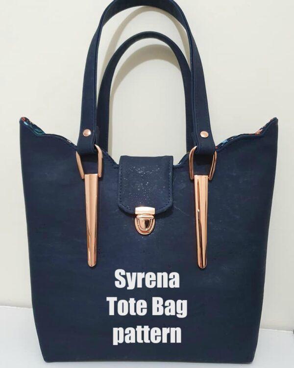 Syrena Tote Bag pattern