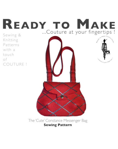 The Cute Constance Bag pattern