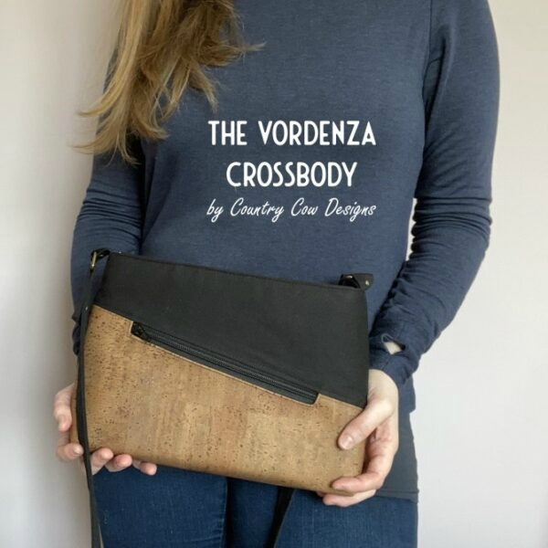 Vordenza Crossbody Bag pattern
