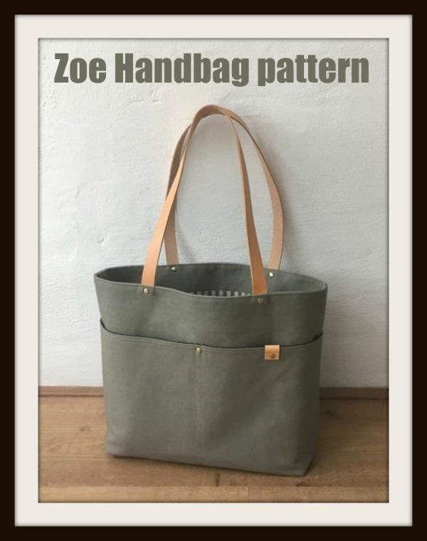 Zoe Handbag pattern