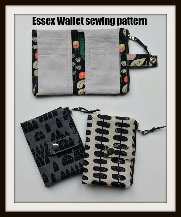 Essex Wallet pattern