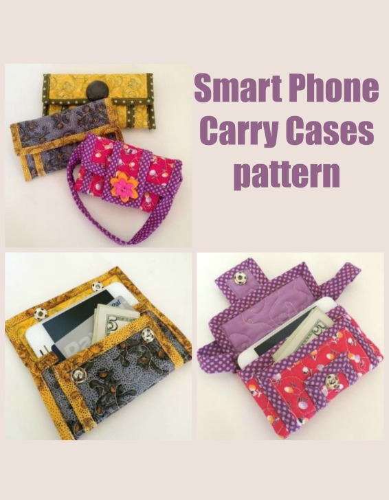 Smart Phone Carry Cases pattern
