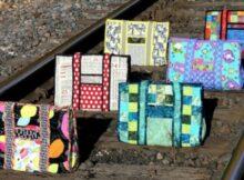 Sweet Retreat's Little Sister Tote Bag pattern