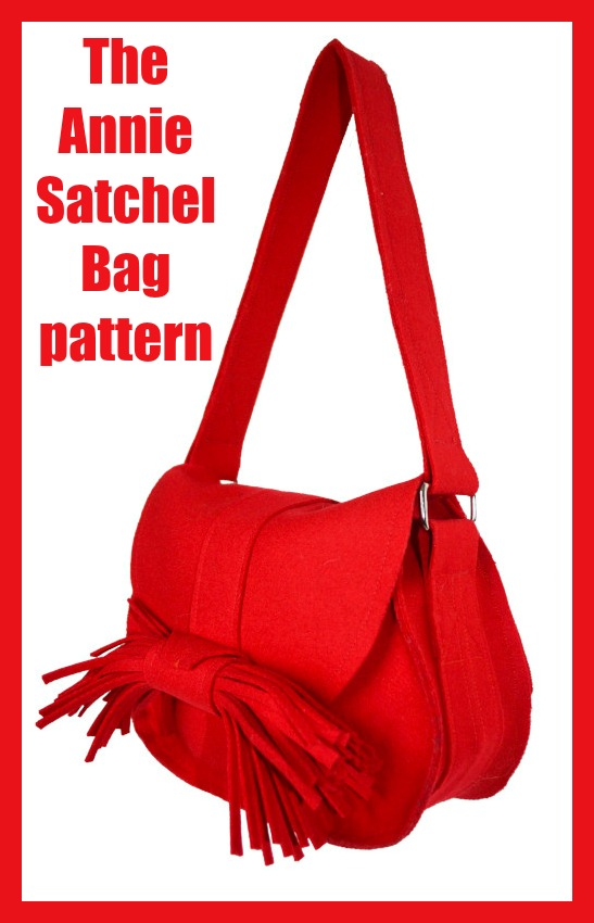 The Annie Satchel Bag pattern
