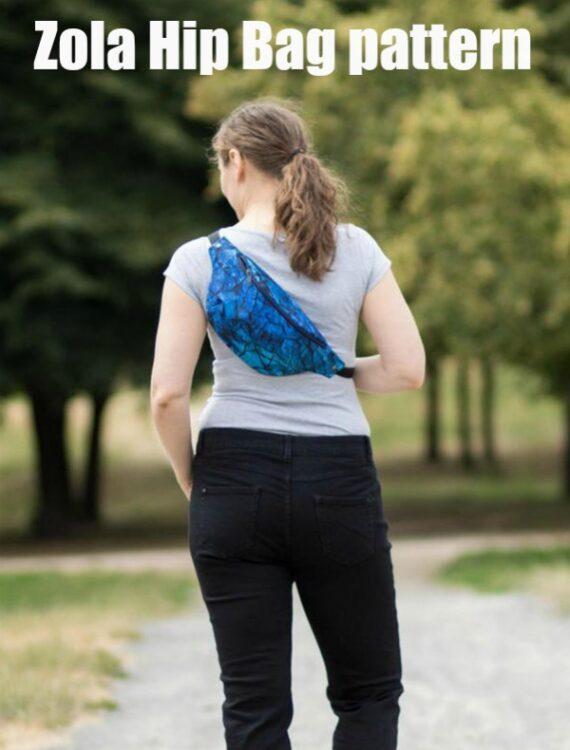 Zola Hip Bag pattern