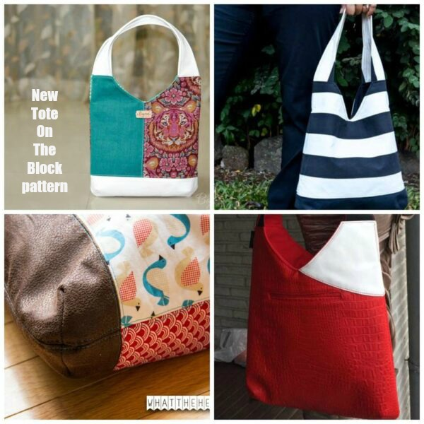 New Tote On The Block pattern