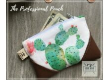 Professional Pouch pattern