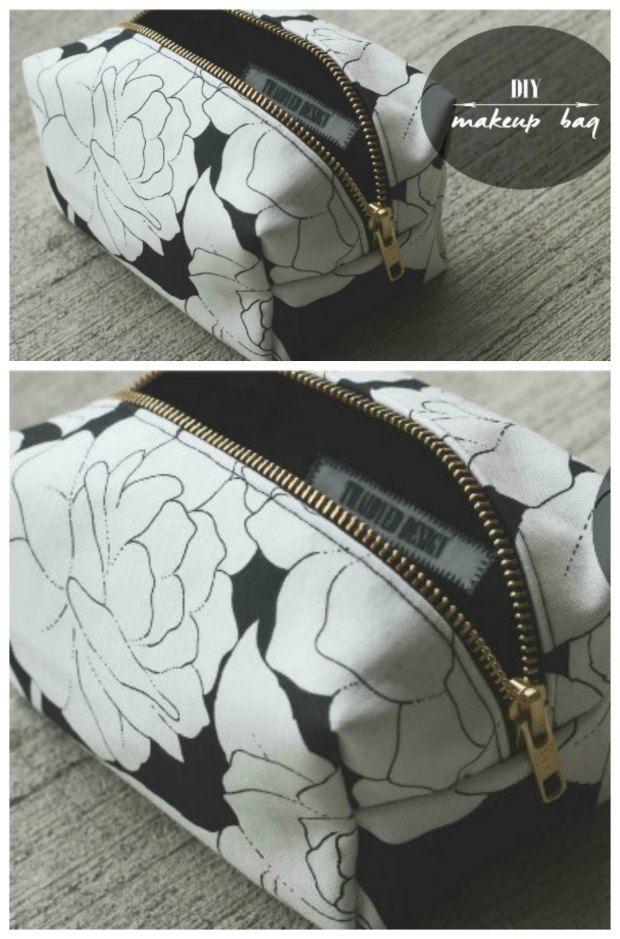 A simple boxy bag