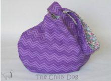 Japanese Knot Bag free sewing pattern
