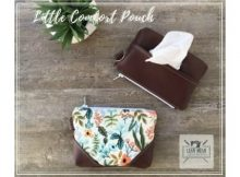 Little Comfort Pouch sewing pattern