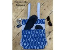 The Cornish Backpack sewing pattern