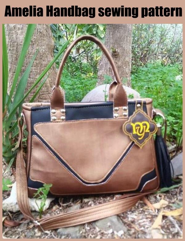 Amelia Handbag pattern