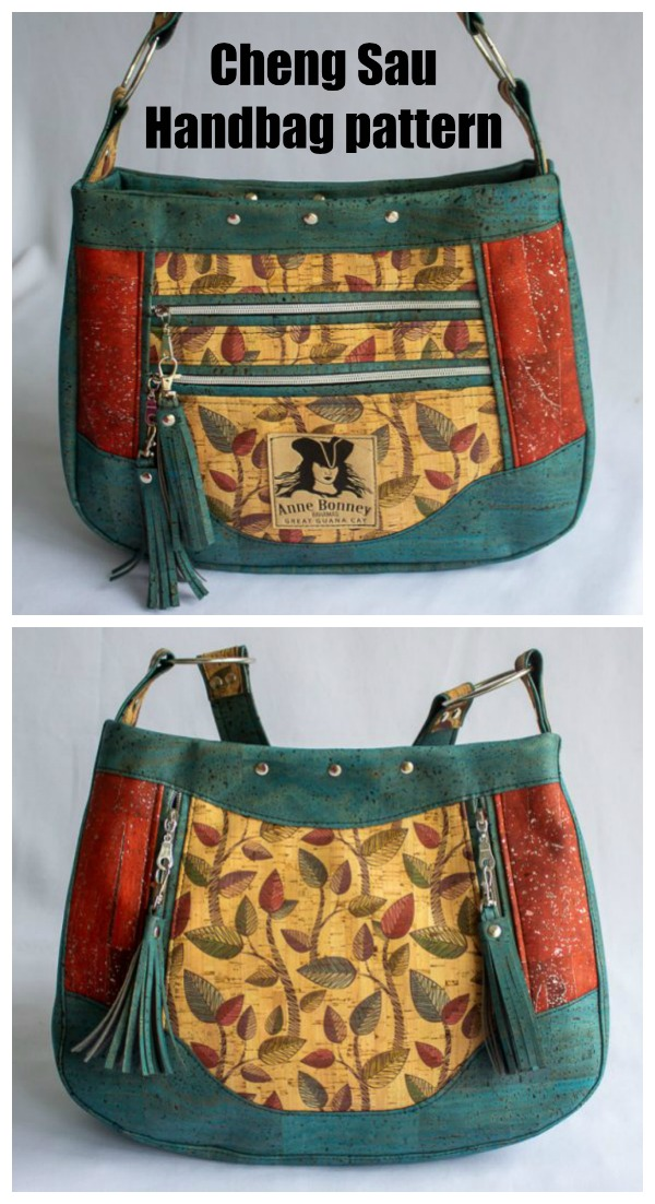 Cheng Sau Handbag pattern